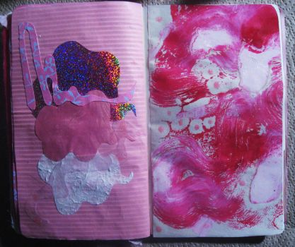 Sketchbook Project 14 by meiastar