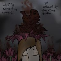 Something terrible... by This-Shattered-Mind