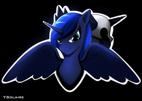 What is your insanity: Princess Luna by YSolaire