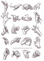 Hands reference 4 by Kibbitzer