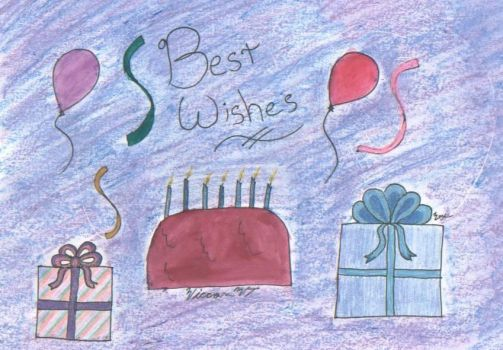 Best Wishes by WiccanWT