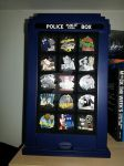 Doctor Who Tardis Pin Badge Collection by xxLondonKidxx