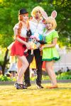 Nami Sanji Carrot Whole Cake Island One Piece Cos by firecloak