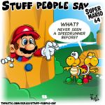 Stuff people say 279 by FlintofMother3