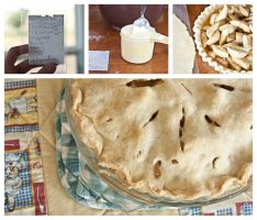 Apple Pie Collage by abyssalmissile
