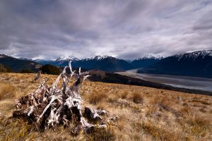 Lagoon Saddle - Arthurs Pass by Niv24