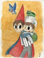 Over The Garden Wall by Piddies0709
