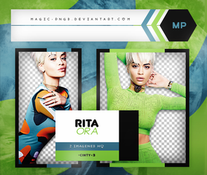 PACK PNG 454|RITA ORA by MAGIC-PNGS