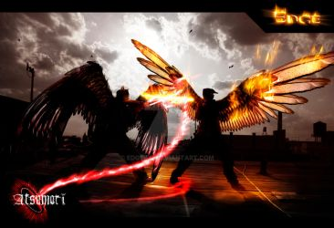 -RU- The Fallen and the Ascend by EdgeFx1