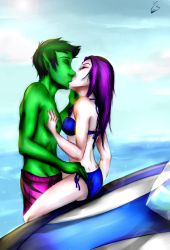 Summer's kiss by MegS-ILS