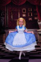 Alice OOAK doll by RYfactory