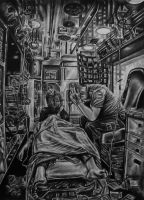 In the Ambulance by brailynne