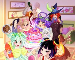 Happy Birthday Other Fairies! by Other-Fairies