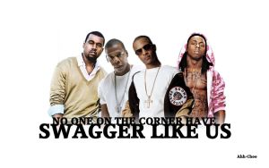 Swagger Like Us Wallpaper by Ahh-Choo