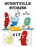 Sunnyville Stories #17 Cover by maxwestart