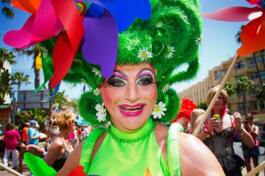 Gay Pride Maspalomas by Spanishalex