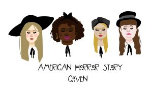 AHS coven by clemsharedreams