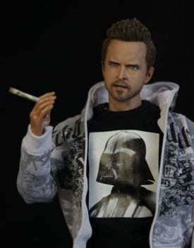 1/6 Jesse Breaking Bad by sculptorrc