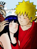 NARUHINA, I'll Love you Forever by Okky-RightBrain