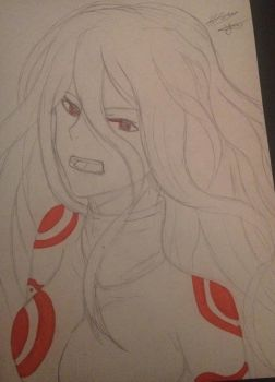 Shiro Deadmans Wonderland by epicbubble7