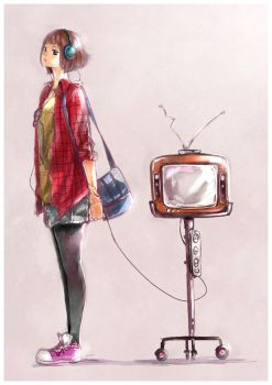 my Pet...TV by sayuko