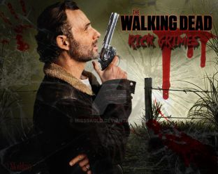 Rick Grimes Background by MissSkold