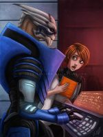 calibrations for xenowriter by Sythgara