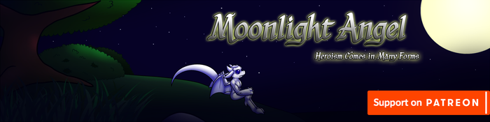 Moonlight Angel is now on Patreon! by Ryusuta