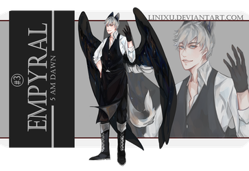 Auction Empyral Adopt 3 | [Closed] by Linixu