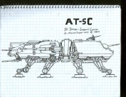 All-Terrain Support-Carrier by WMDiscovery93