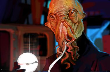 Planet of the Ood by brainleakage