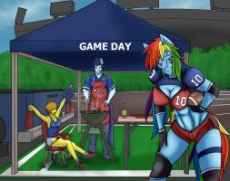 GameDay by Nwinter3