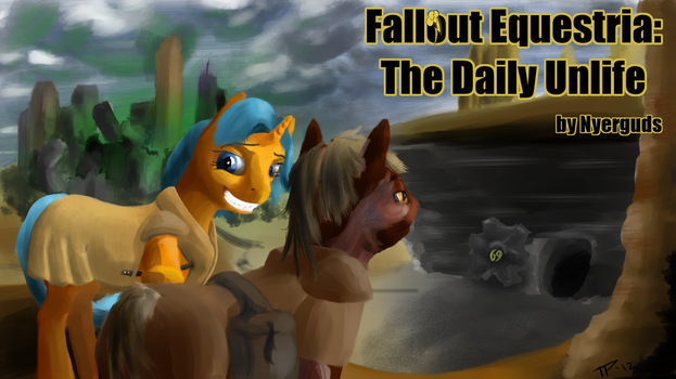 The Daily Unlife Cover by Nyerguds