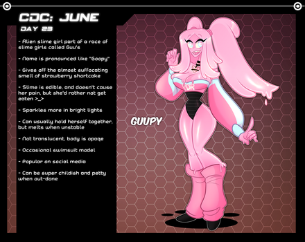 CDC: JUNE 2018 23 by frogtax