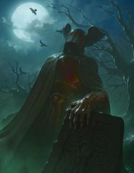 From the Grave by 632Fan