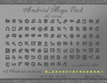 Android Mega Pack by Naeki-Design