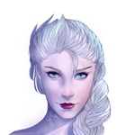 The Snow Queen by HalChroma