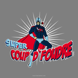 Super Coup D'Foudre (Super Lover) by Muk3
