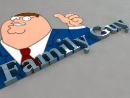 He's a Family Guy. by burnphile