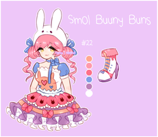 Closed | Bunny Buns by Taebu