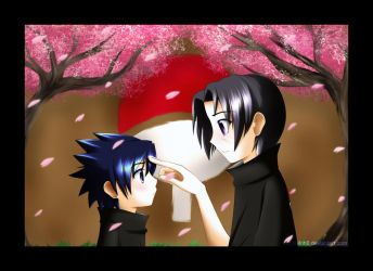 Sorry Sasuke, some other time by shiloh0