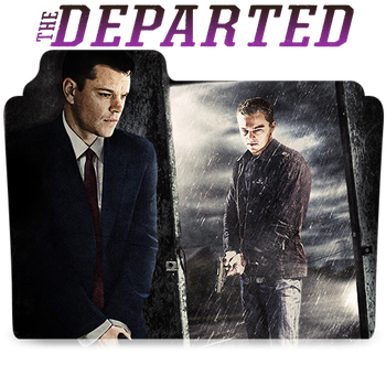 The Departed by topmeasure