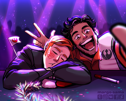 [SW] Afterparty by Margo-sama
