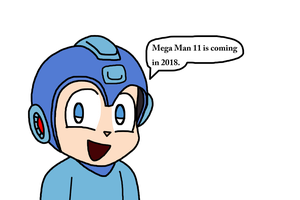 Mega Man 11 is coming to 2018 by MarcosPower1996