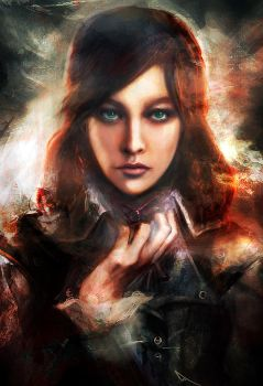Elise - Assassin's Creed Unity by SiriCC