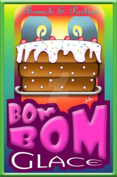 Bom Bom Glace s poster by RedGhoul