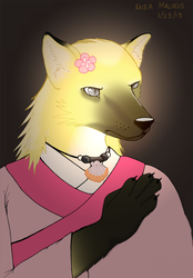 Kaiea Malikus -Updated- by Bucketfox