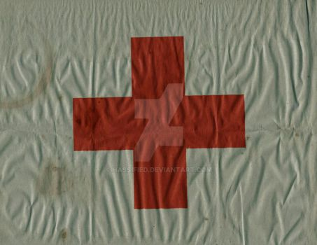 Red Cross Flag by hassified