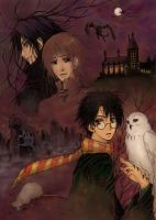 Harry Potter: Book3 by len-yan