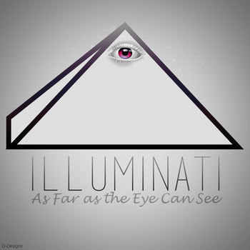 Illuminati poster By D-Designs by D-DesignsOfficial